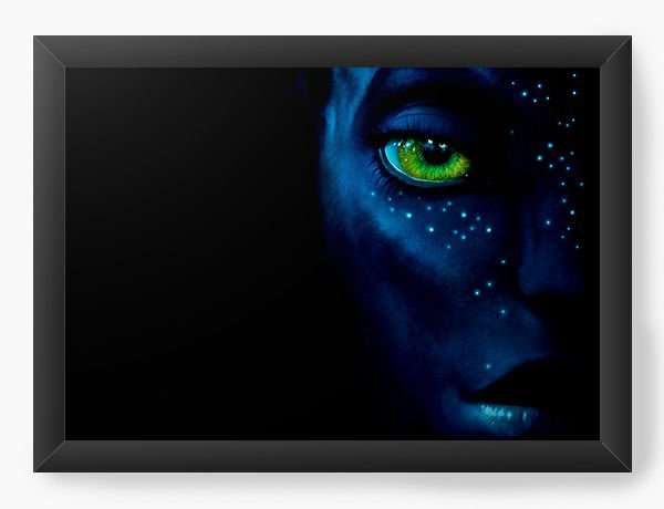 Quadro Decorativo Avatar - I see you