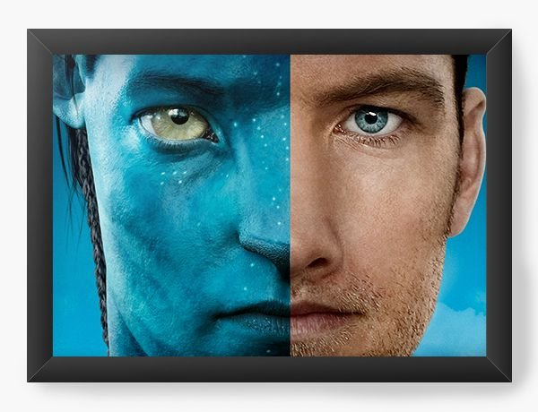 Quadro Decorativo Avatar - Filme