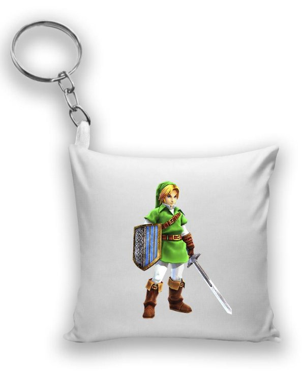 Chaveiro The Legend of Zelda - Link - Nerd e Geek - Presentes Criativos