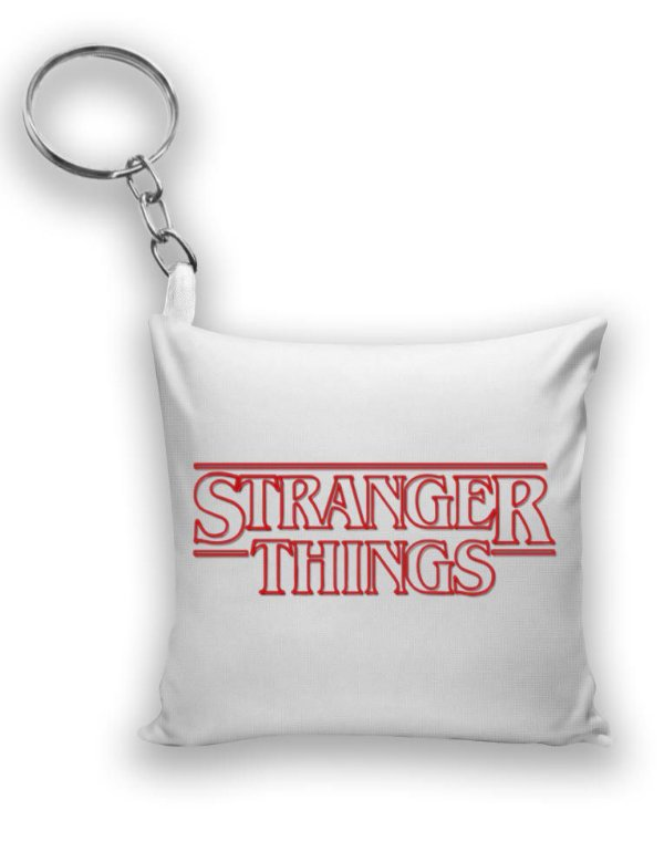 Chaveiro Stranger Things - Serie - Nerd e Geek - Presentes Criativos