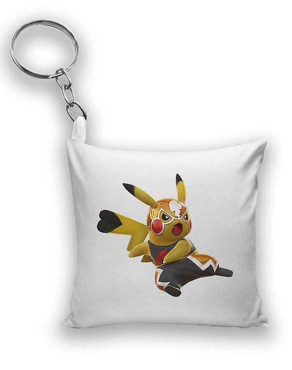 Chaveiro Pikachu Ninja - Nerd e Geek - Presentes Criativos