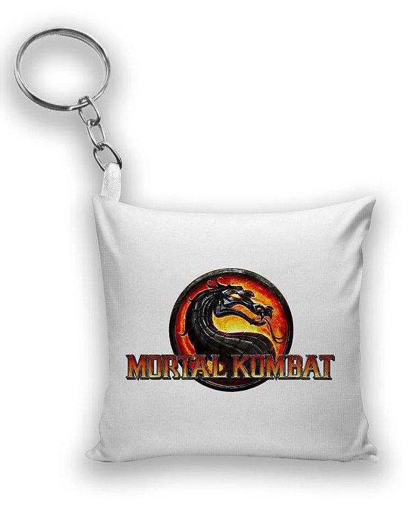 Chaveiro Mortal Kombat - Nerd e Geek - Presentes Criativos
