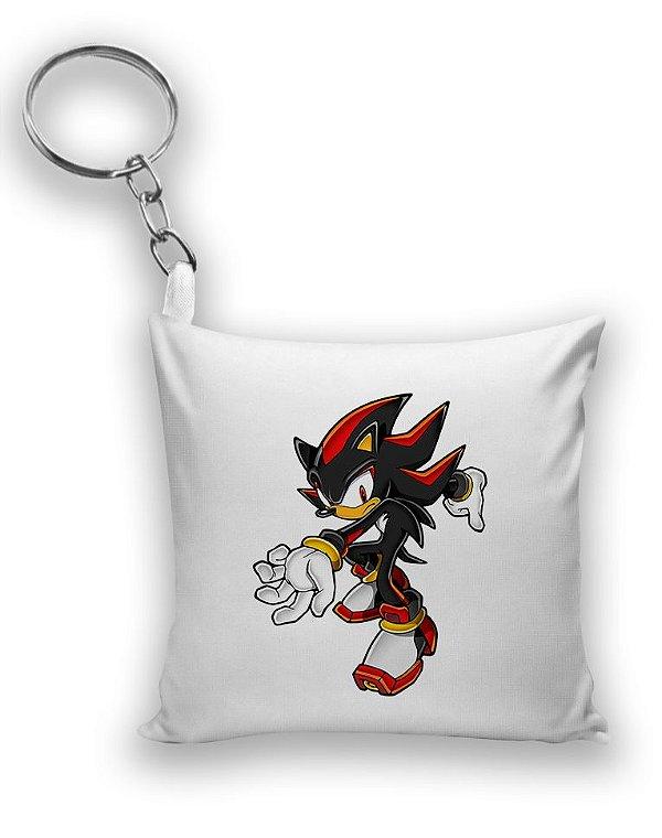 Chaveiro Sonic - Nerd e Geek - Presentes Criativos