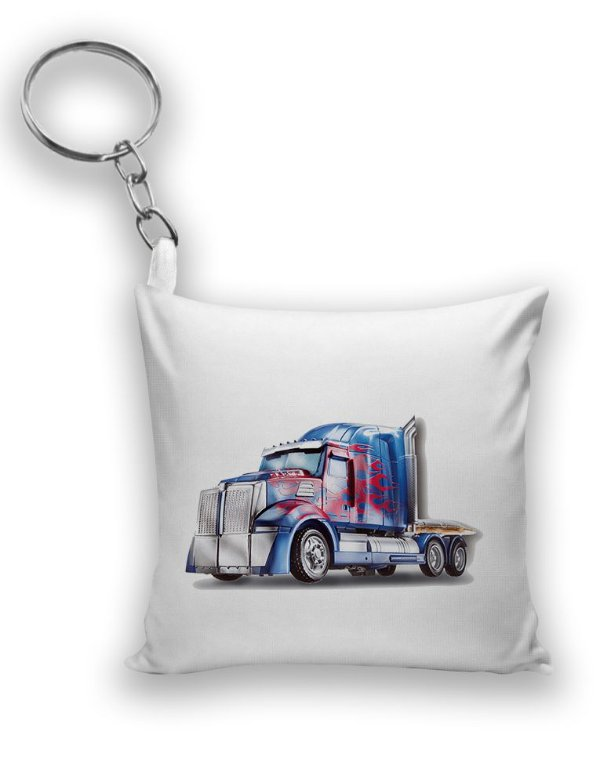 Chaveiro Transformers - Optimus - Nerd e Geek - Presentes Criativos