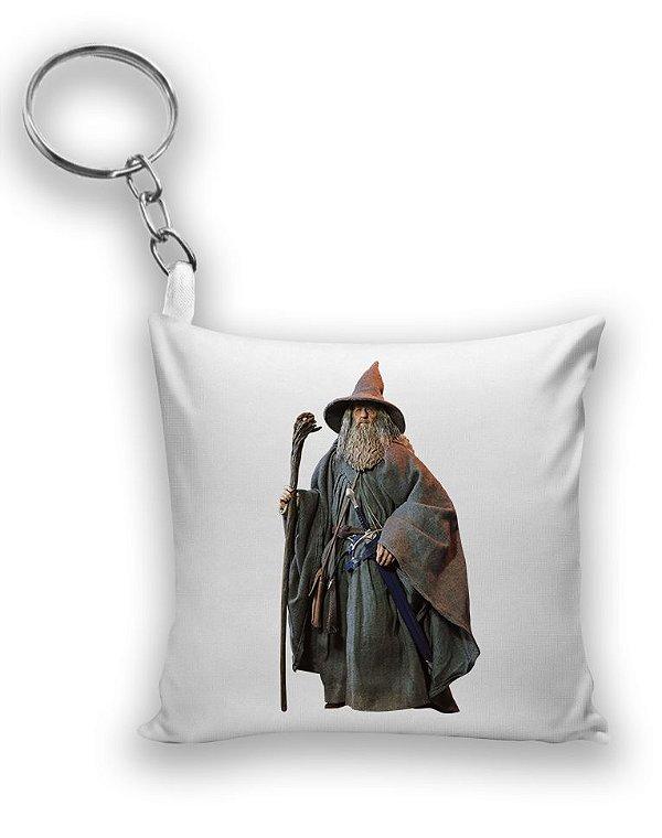 Chaveiro Gandalf - O Senhor dos Anéis - Nerd e Geek - Presentes Criativos