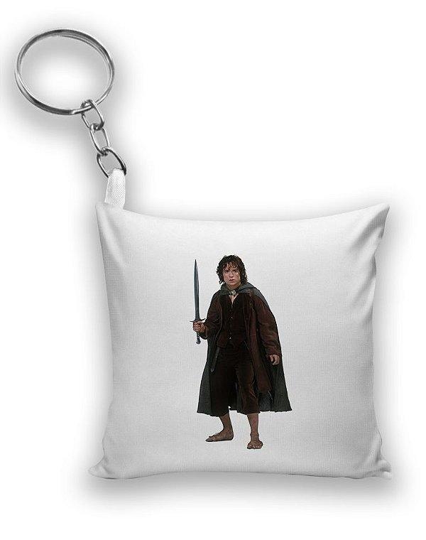 Chaveiro Frodo Baggins - O Senhor dos Anéis - Nerd e Geek - Presentes Criativos