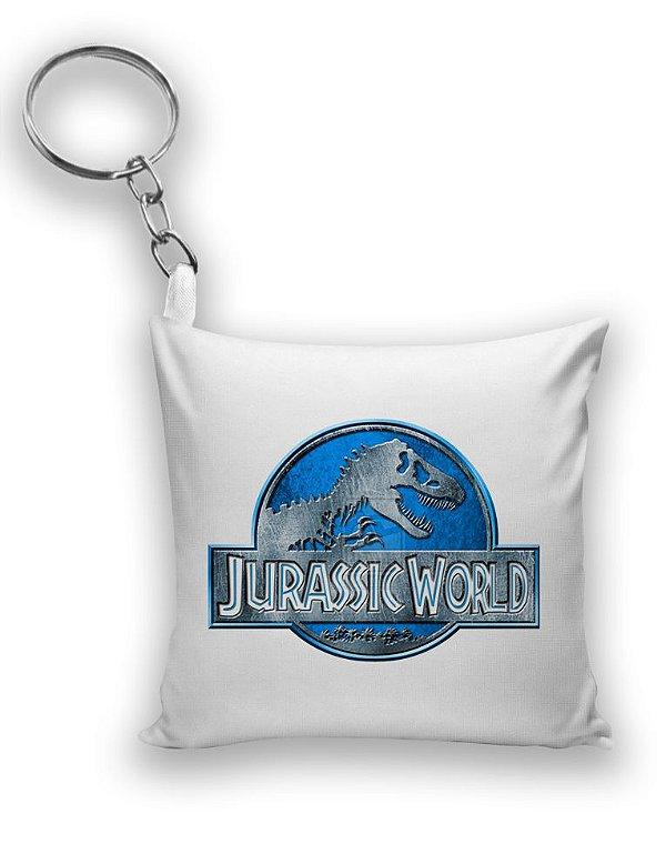 Chaveiro Jurassic Park Word - Nerd e Geek - Presentes Criativos