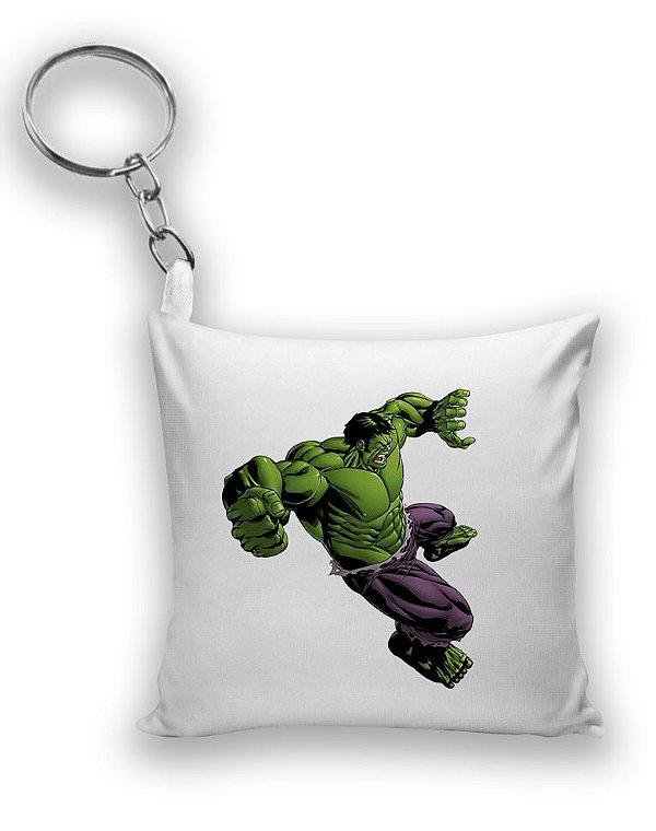 Chaveiro Hulk - Herói