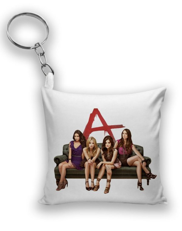 Chaveiro Pretty Little Liars - Nerd e Geek - Presentes Criativos