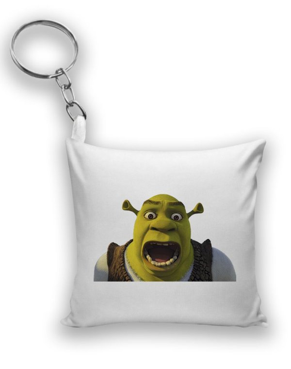 Chaveiro Shrek - Nerd e Geek - Presentes Criativos