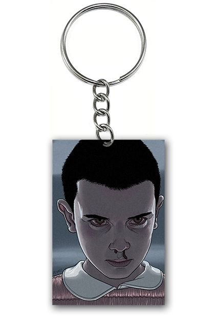Chaveiro Stranger Things - Eleven