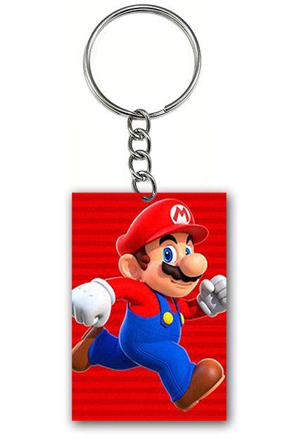 Chaveiro Super Mario - Nerd e Geek - Presentes Criativos