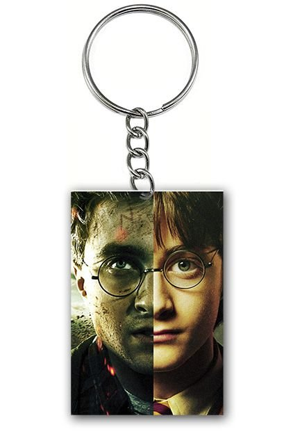 Chaveiro Harry Potter - Nerd e Geek - Presentes Criativos