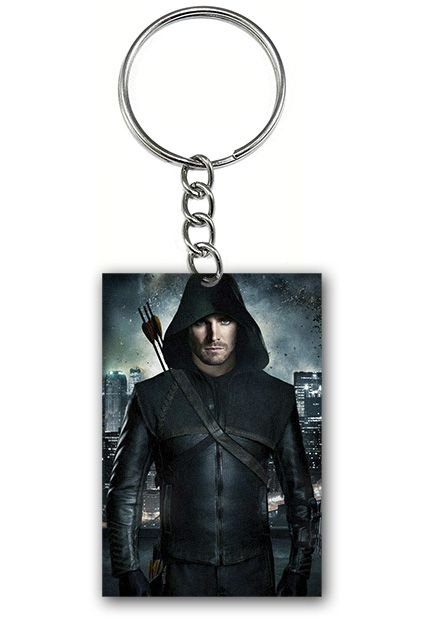 Chaveiro Arrow - Nerd e Geek - Presentes Criativos