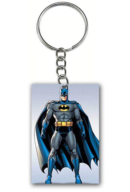 Chaveiro Batman - Herói - Nerd e Geek - Presentes Criativos