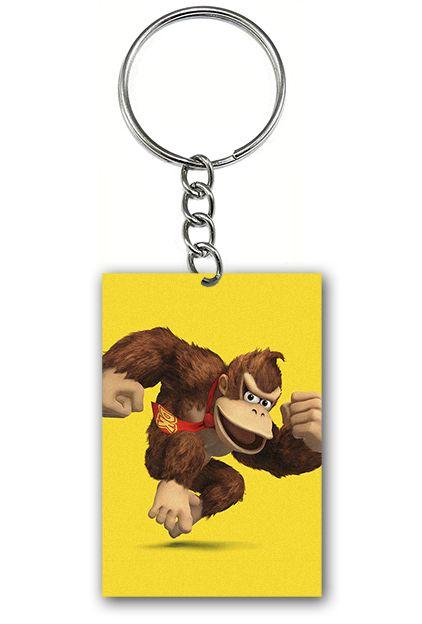 Chaveiro Donkey Kong - Nerd e Geek - Presentes Criativos