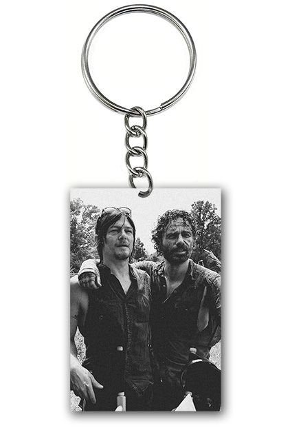 Chaveiro The Walking Dead - Nerd e Geek - Presentes Criativos
