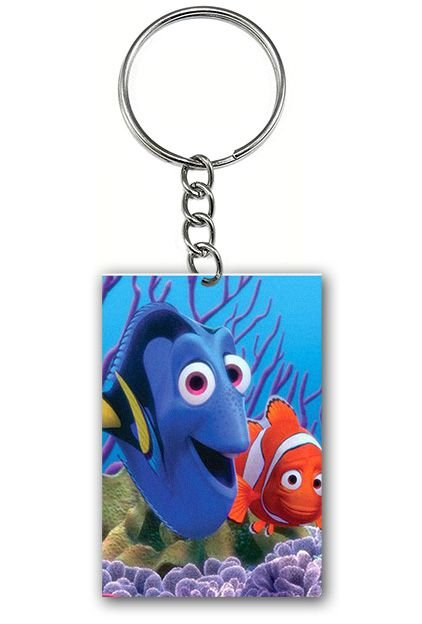 Chaveiro Procurando Nemo - Dory