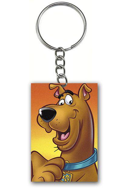 Chaveiro Scooby Doo
