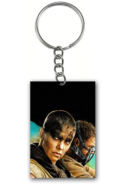 Chaveiro Mad Max - Nerd e Geek - Presentes Criativos