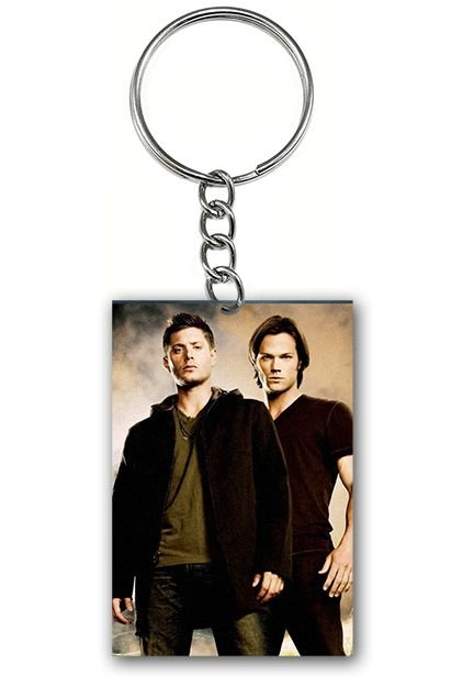 Chaveiro Supernatural - Nerd e Geek - Presentes Criativos
