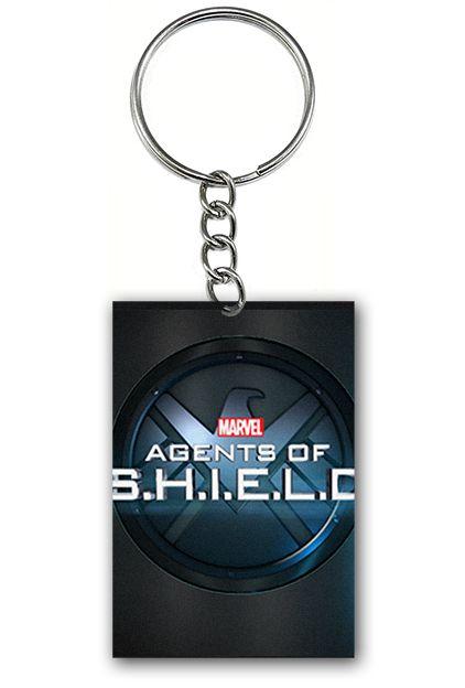 Chaveiro Agentes da S.H.I.E.L.D.