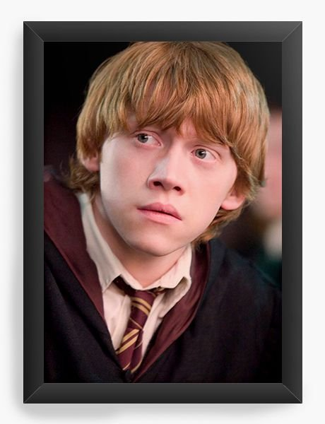 Quadro Decorativo Harry Potter - Ronald Weasley