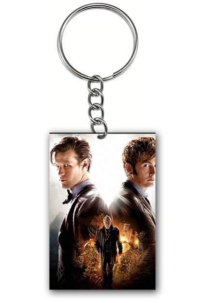 Chaveiro Doctor Who - Nerd e Geek - Presentes Criativos
