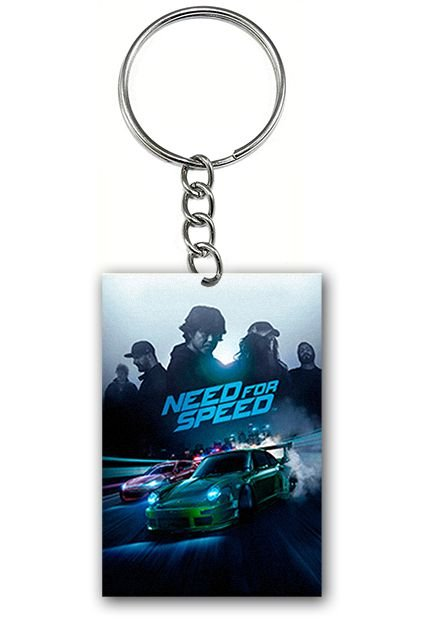 Chaveiro Need For Speed - Nerd e Geek - Presentes Criativos