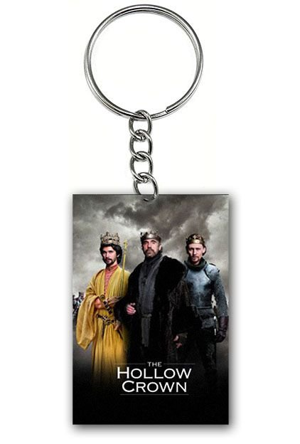 Chaveiro The Crown - Nerd e Geek - Presentes Criativos