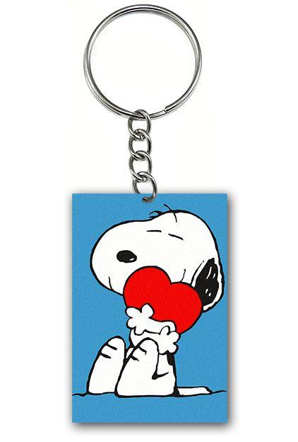 Chaveiro Snoopy - Nerd e Geek - Presentes Criativos