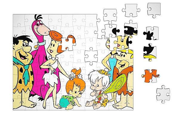Quebra-Cabeça Os Friston pçs 90 - Nerd e Geek - Presentes Criativos