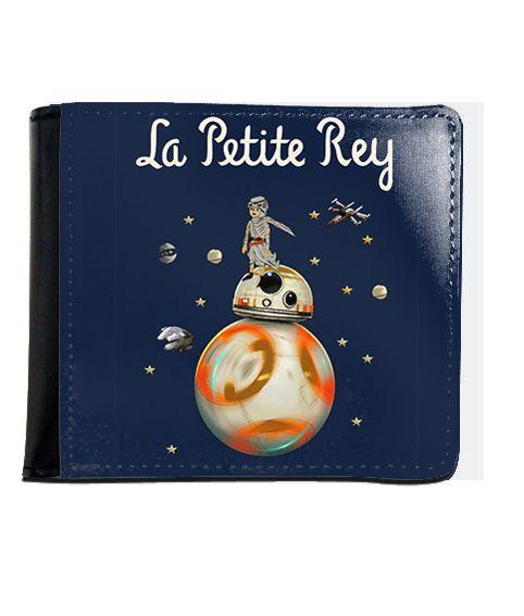 Carteira La Petite Rey - Star Wars