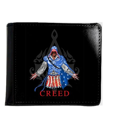 Carteira Assassin Creed - Nerd e Geek - Presentes Criativos