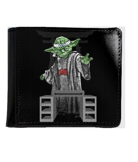 Carteira Yoda - Star Wars