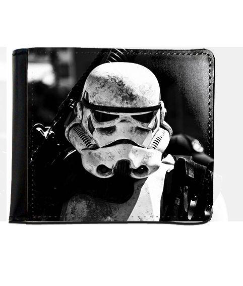 Carteira Star Wars - Stormtrooper