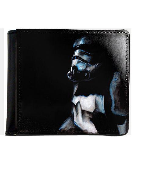 Carteira Stormtrooper Dark