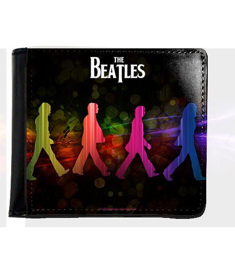 Carteira The Beatles - Nerd e Geek - Presentes Criativos