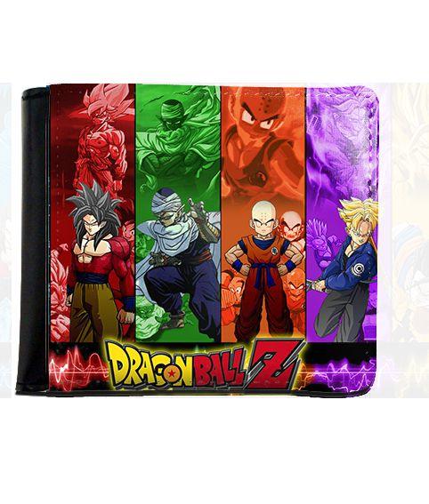 Carteira Dragon Ball Z  - Son Goku - Nerd e Geek - Presentes Criativos