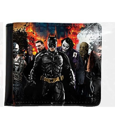 Carteira Batman Dark