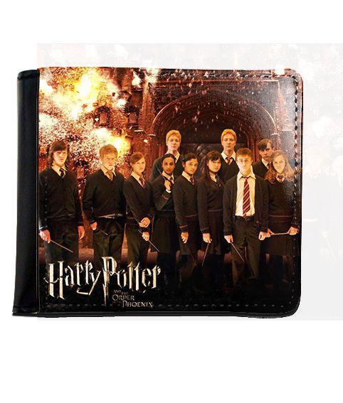 Carteira Harry Potter - Nerd e Geek - Presentes Criativos
