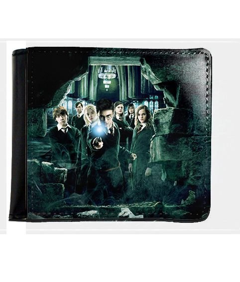 Carteira Harry Potter - Filme - Nerd e Geek - Presentes Criativos