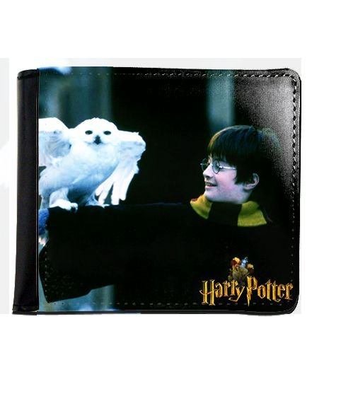Carteira Harry Potter - Coruja  Edwiges - Nerd e Geek - Presentes Criativos