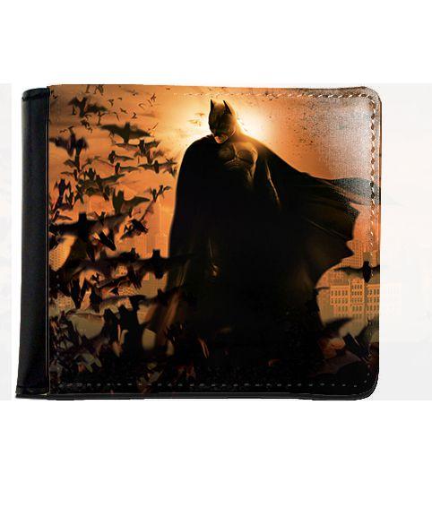 Carteira Batman - Nerd e Geek - Presentes Criativos