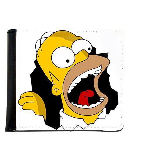 Carteira Simpsons - Homer