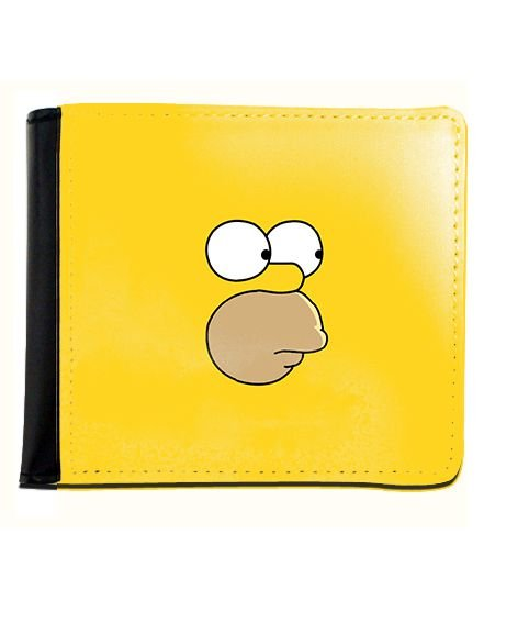 Carteira Simpsons - Homer - Nerd e Geek - Presentes Criativos