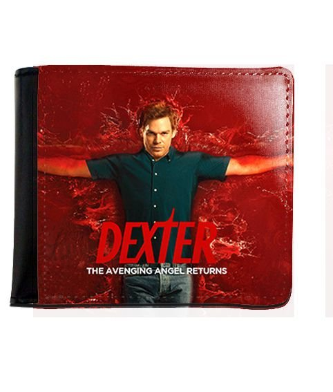 Carteira Dexter - Nerd e Geek - Presentes Criativos