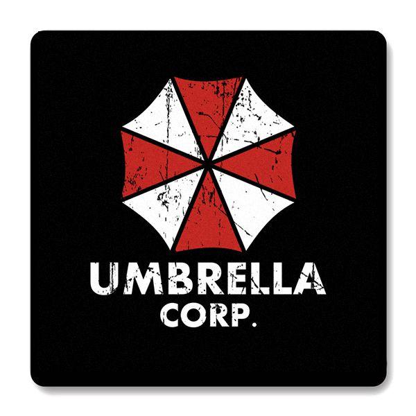Imã de Geladeira Umbrella - Nerd e Geek - Presentes Criativos