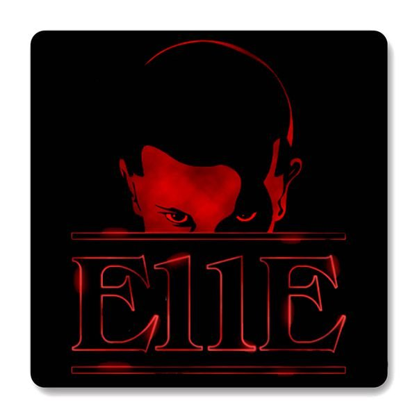 Imã de Geladeira Stranger Things - Elle - Nerd e Geek - Presentes Criativos