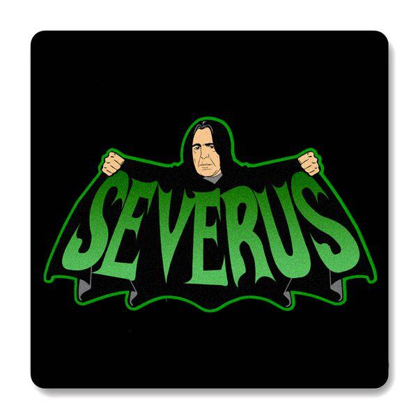 Imã de Geladeira Harry Potter - Severus - Nerd e Geek - Presentes Criativos